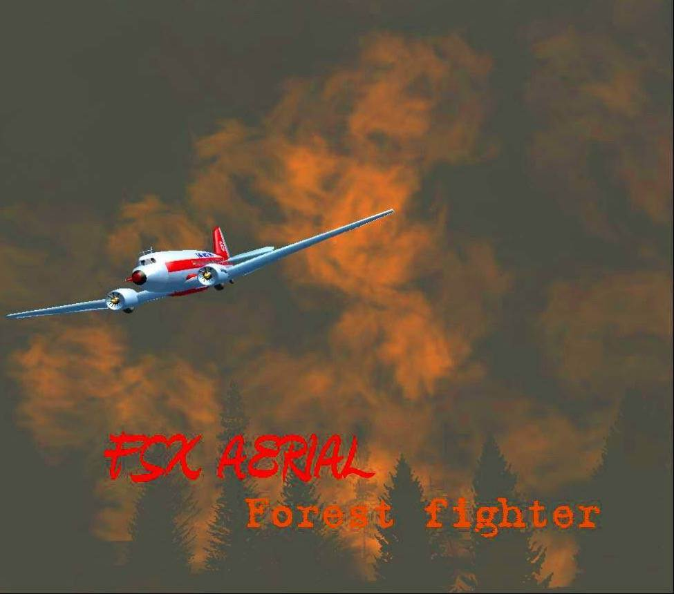 Aerial Firefighter