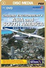 Ground Environment X Asian and South America World Edition