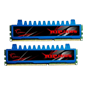 DDR3-1600 8GB Dual Channel [Ripjaws] F3-12800CL8D-8GBRM