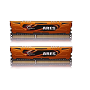 DDR3-1600 8GB Dual Channel [ARES] F3-1600C9D-8GAO