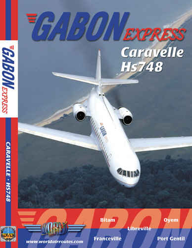 Just Planes DVD - Gabon Express