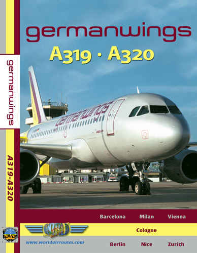 Just Planes DVD - German Wings