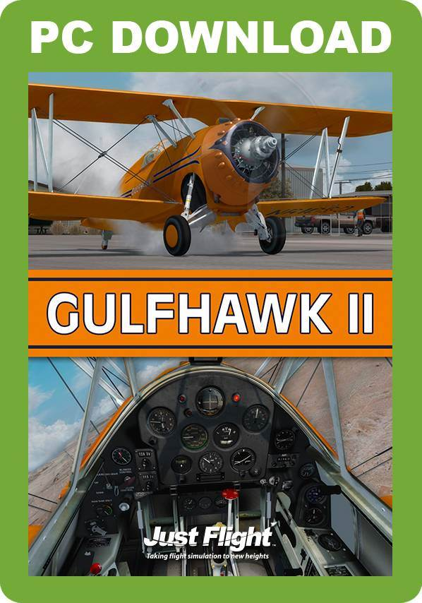 Gulfhawk II (FSX/FSX:SE/P3D)