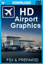 HD Airport Graphics (FSX+P3D)