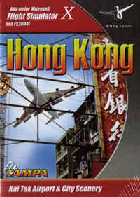 Hong Kong City & Kai Tak Airport