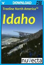Treeline North America: Idaho