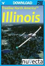 Treeline North America: Illinois