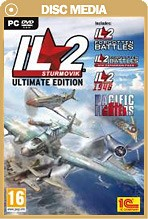 IL-2 Sturmovik Ultimate Edition (PC-DVD)
