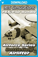IRIS - Airforce Series - Battlefield Airlifter (FSX/P3D Bundle)