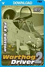 IRIS - Airforce Series - Warthog Driver II (FSX)