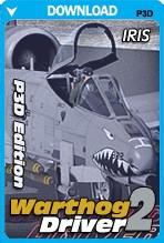 IRIS - Airforce Series - Warthog Driver II (P3D)