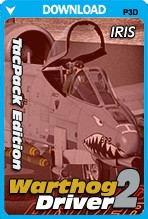 IRIS - Airforce Series - Warthog Driver II (TacPack Edition)
