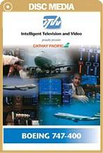 ITVV DVD - B747-400 Cathay Pacific