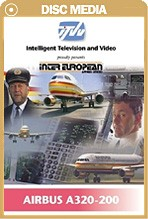 ITVV DVD - A320-200 Inter European