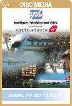 ITVV DVD - B747-200 Classic