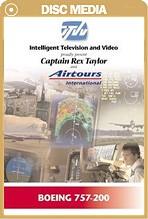 ITVV DVD - B757-200 AirTours