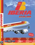 Just Planes DVD - Iberia A340-600