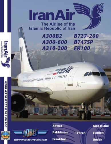 Just Planes DVD - IranAir