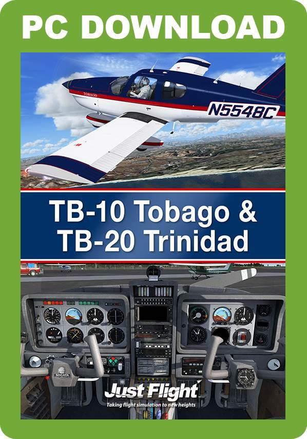 TB-10 Tobago & TB-20 Trinidad (SP4)