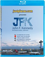 Just Planes BluRay - JFK John F. Kennedy International Airport