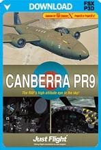 Canberra PR9 (FSX/FSX:SE/P3Dv1-v4)