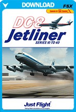 DC-8 Jetliner Series 10-40 (SP4)
