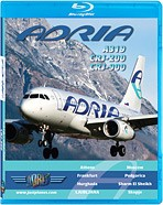 Just Planes BluRay - Adria A319 CRJ200 CRJ900