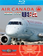 Just Planes BluRay - Air Canada EMB175 USA