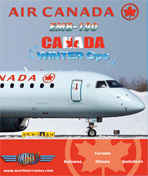 Just Planes DVD - Air Canada EMB-190 Winter Ops