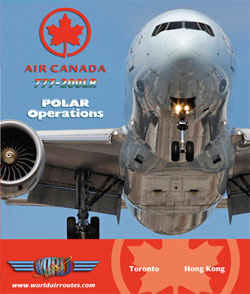 Just Planes DVD - Air Canada Polar Operations
