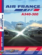 Just Planes DVD - Air France A340-300