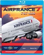 Just Planes BluRay - Air France 747-400