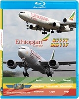 Just Planes BluRay - Ethiopian Cargo B777F MD11F