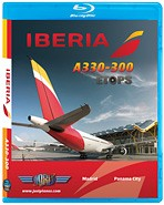 Just Planes BluRay - Iberia A330-300 ETOPS