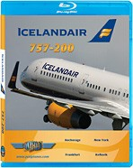 Just Planes BluRay - Icelandair 757-200