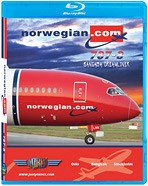 Just Planes BluRay - Norwegian 787-8 Bangkok Dreamliner