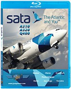 Just Planes BluRay - Sata A310/A320/Q400