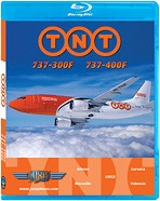 Just Planes BluRay - TNT 737-300F & 737-400F