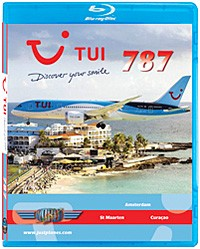 Just Planes BluRay - TUI 787