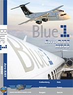 Just Planes DVD - Blue 1 Avro RJ85 & MD90