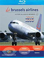 Just Planes BluRay - Brussels Airlines A319/A330