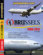 Just Planes DVD - Brussels Airport