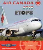 Just Planes DVD - Air Canada A319 ETOPS
