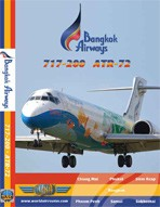 Just Planes DVD - Bangkok Airways