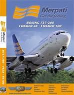 Just Planes DVD - Merpati Nusantara