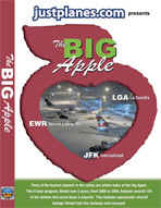 Just Planes DVD - The Big Apple