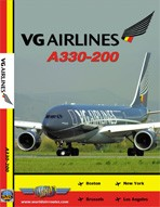 Just Planes DVD - VG Airlines A330-200