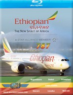 Just Planes BluRay - Ethiopian 787 Dreamliner