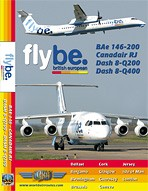 Just Planes DVD - Flybe BAe146 / CRJ / Dash8