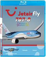 Just Planes BluRay - Jetairfly 787-800